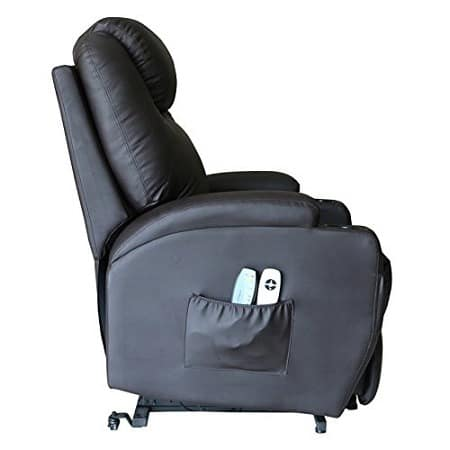 Magic Union Deluxe Lift Chair On White Background