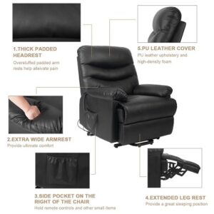 Merax Lift Recliner Chair pic