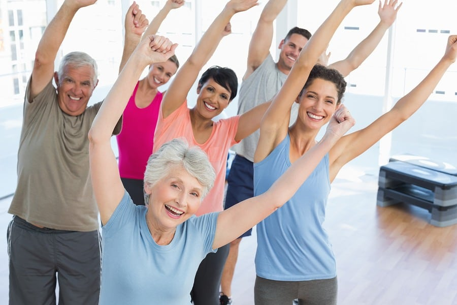 Balance Exercises For Seniors: Keeping You Up On Your Feet